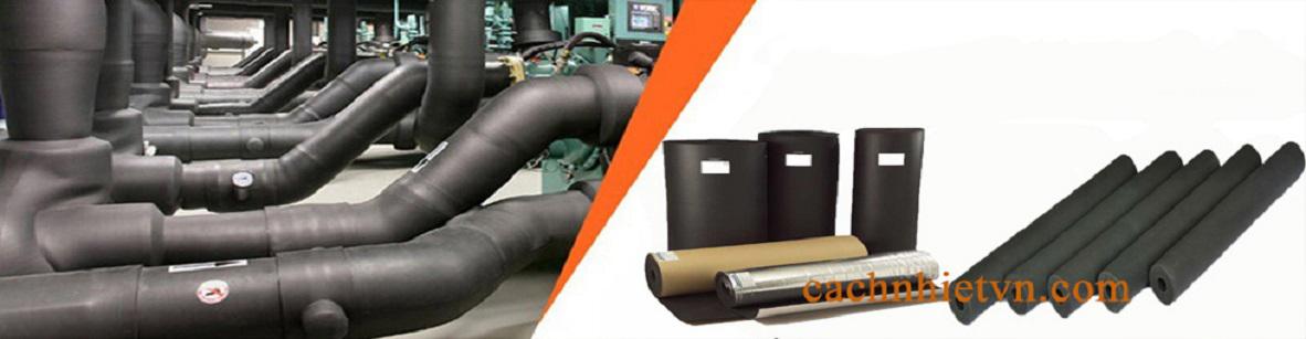 Ứng dụng ống superlon để thi công hệ thống khí lạnh, khí nóng