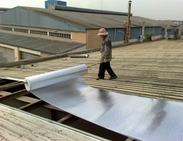 Ưu điểm túi khí cách nhiệt chống nóng hiệu quả cao dễ lắp đặt