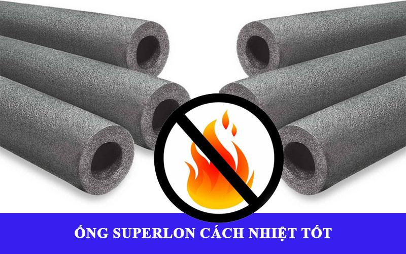 Khả năng chống cháy và làm chậm sự cháy hiệu quả